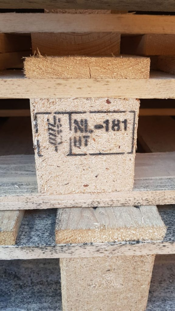 Markering hout