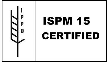 ISPM 15 producten